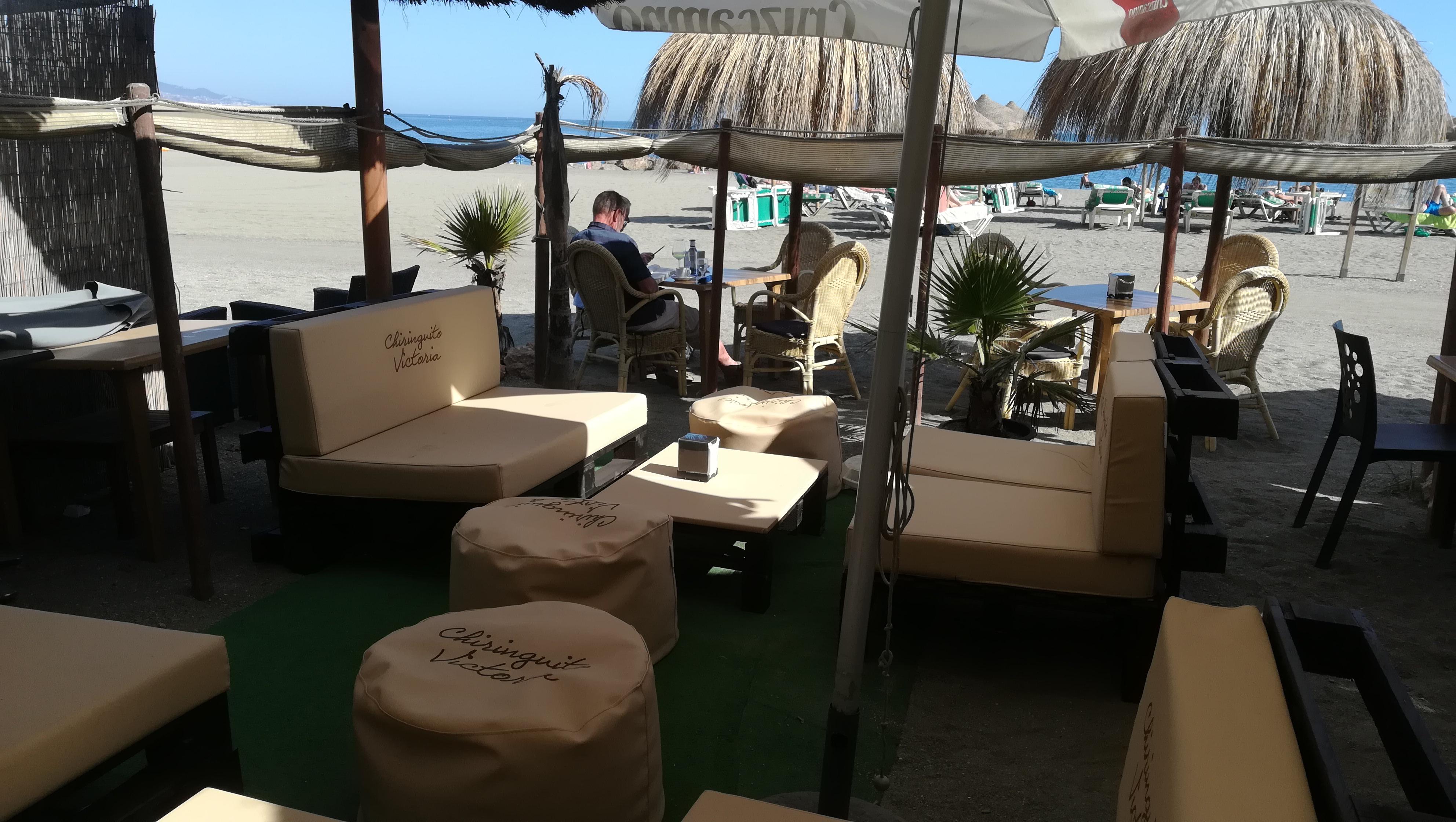 Mobiliario exterior y colchonetas - Sombra y Relax